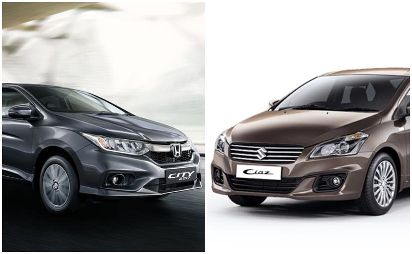 Can The 2017 Honda City Reclaim The Top Spot From The Maruti Suzuki Ciaz?