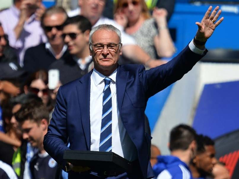 Image result for claudio ranieri epl champions