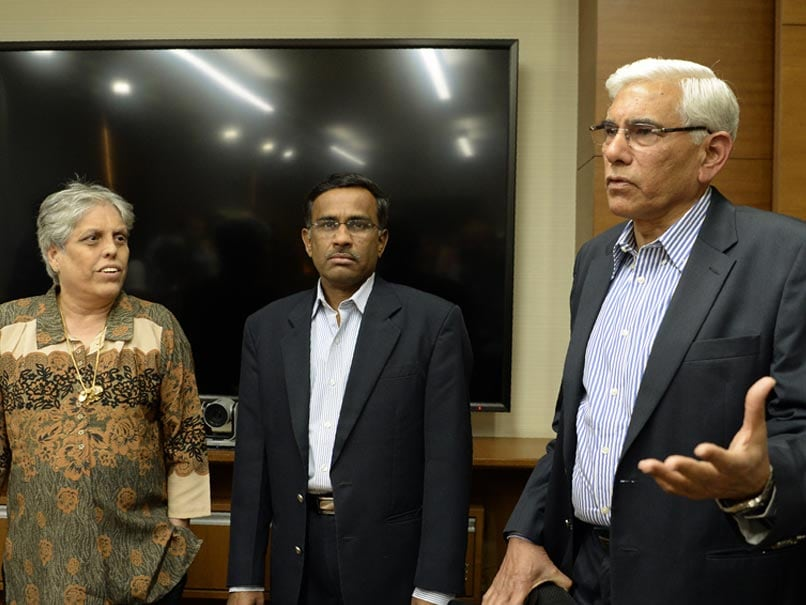 BCCI Officials Don't Need COA Approval to Call SGM: Vinod Rai