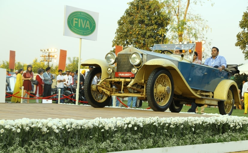 2017 Cartier Concours d'Elegance: Turning The Wheels Of Time