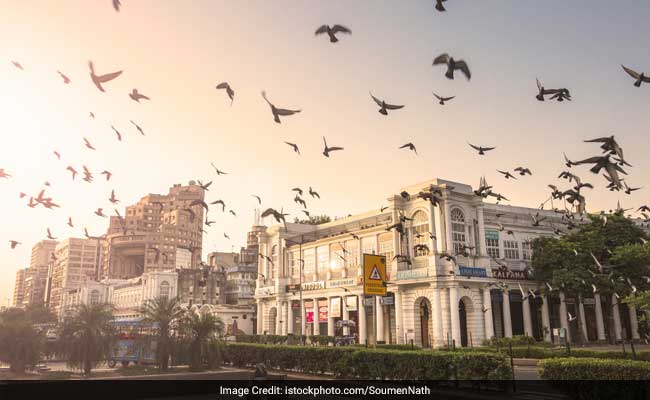 Mumbai Lags Behind As Connaught Place Is Ranked 9th Most Expensive Office Market In The World