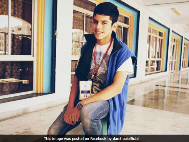 Darsheel Safary Looks Nothing Like Taare Zameen Par's Ishaan In Poster Of Quickie