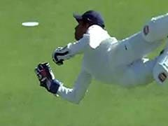 Wriddhiman Saha's Screamer Lights Up Social Media