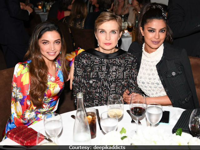 Oscars 2017: Deepika Padukone, Priyanka Chopra Party Together A Day Before 89th Academy Awards