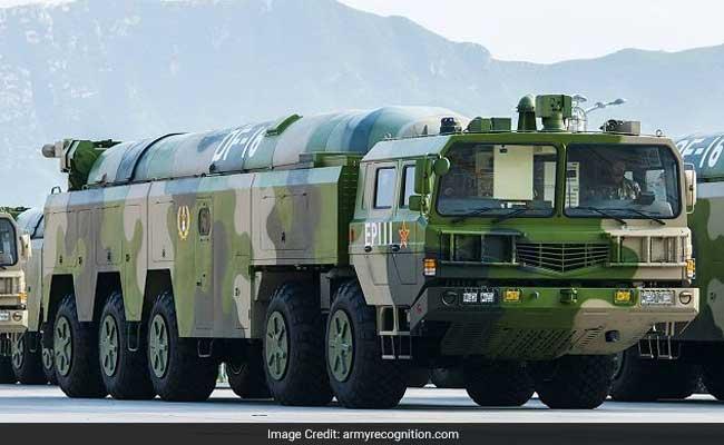 दुनिया के किसी भी कोने को निशाना बना सकती है चीन की यह नई मिसाइल