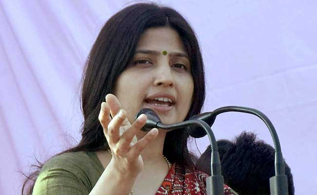 Dimple Yadav To File Nomination For Kannauj Lok Sabha Seat On April 6