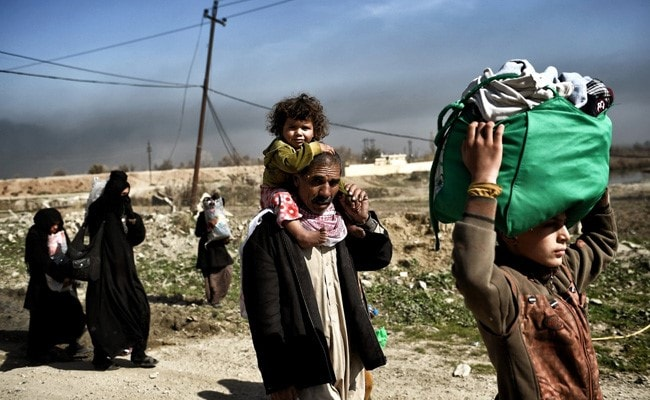 UN Calls for Inquiry into Suspected Chemical Weapon Use in Mosul