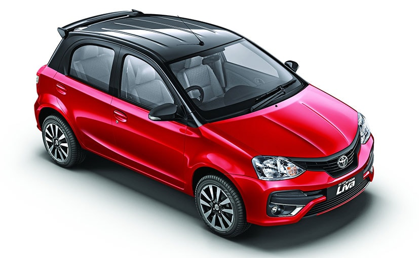 New Dual Tone Toyota Etios Liva Launched At ₹ 6.03 Lakh