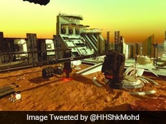 UAE's Ambitious Plan: The First City On Mars By 2177, Blueprint Ready