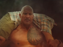<I>Baywatch</I>: David Hasselhoff's Advised Dwayne Johnson To 'Be Cool And Save Lives'