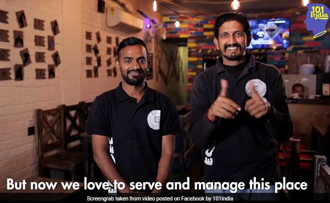 This Inspiring Video Shows A Cafe Run Entirely By The Differently-Abled