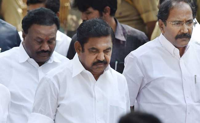 DMK To Vote Against New Tamil Nadu Chief Minister, Tight Trust Vote Ahead