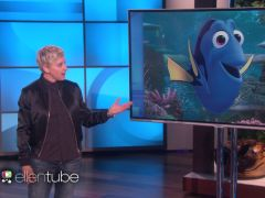 Ellen DeGeneres Uses <i>Finding Dory</i> To Make A Point About Trump's Travel Ban