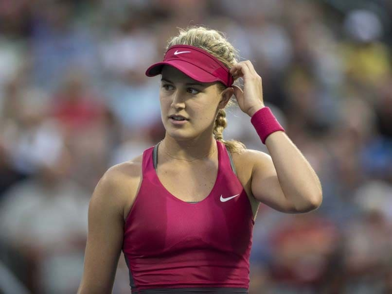 Eugenie Bouchard Has a Blind Date With Stranger After Losing Super Bowl Tweet Bet