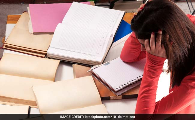 Poor Quality Diet May Be Causing Stress During Exams: Here