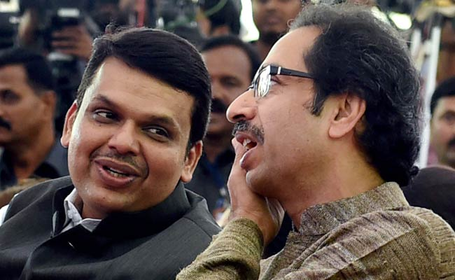 Marathi Not A Priority For Devendra Fadnavis: Shiv Sena's Stinging Criticism