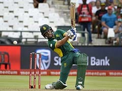4th ODI: Faf du Plessis Trumps Spirited Sri Lanka With Career-Best Innings