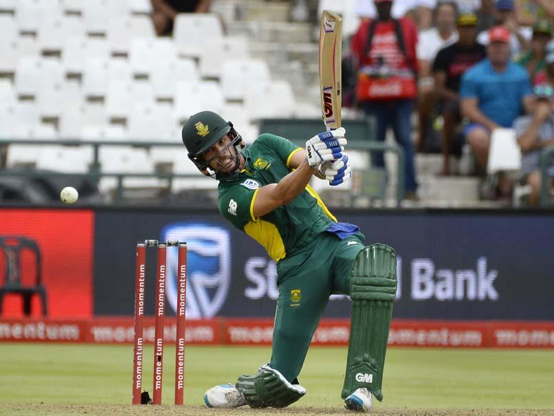 4th ODI: Faf du Plessis Trumps Spirited Sri Lanka With Career-Best Innings