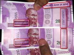 Man Tries To Deposit 'Children Bank Of India' Notes Worth Rs 10 Lakh In Bank