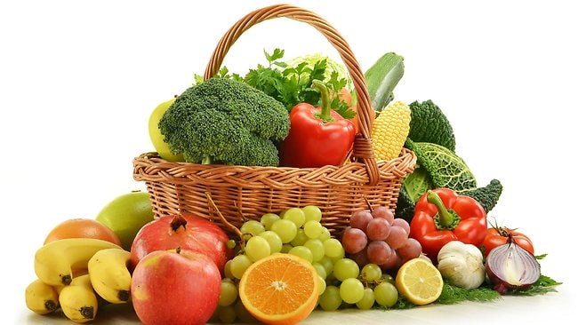 Fruits and Vegetables May Benefit Leg Health