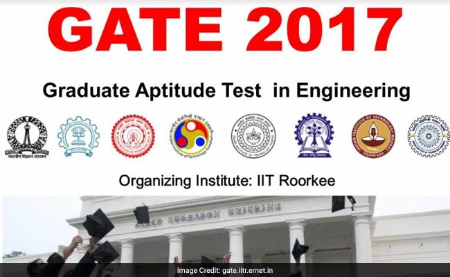 GATE 2017 Module To Contest Answer Keys Will Be Available From Tomorrow