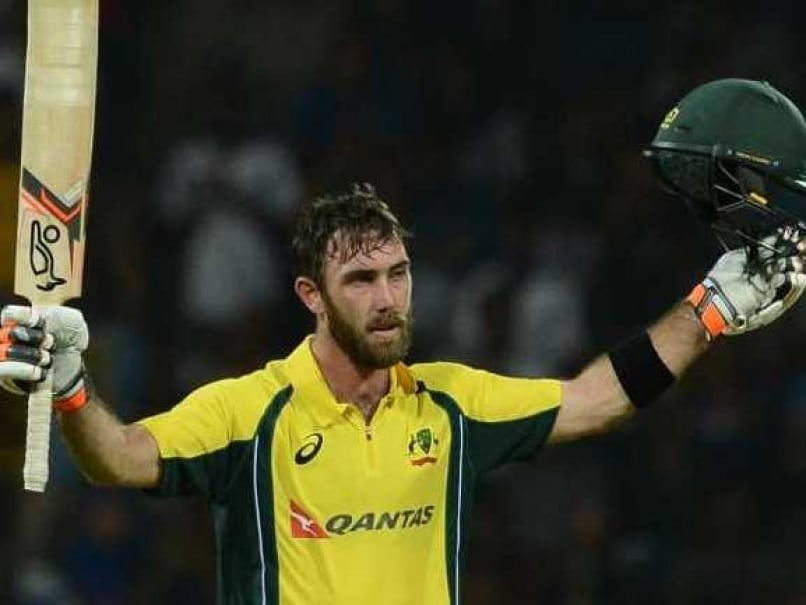 Glenn Maxwell Wants Australian Team to Learn From Indian Batsmen