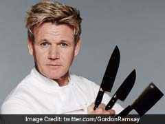 Gordon Ramsay Shocks Twitter With His 'Going To Give This Vegan Thing A Try'
