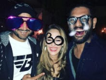 Happy Birthday, Hazel Keech: Inside The Party Yuvraj Singh Threw For Her