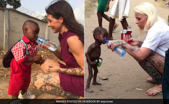 Abandoned Toddler Accused Of Witchcraft Starts School A Year After Rescue