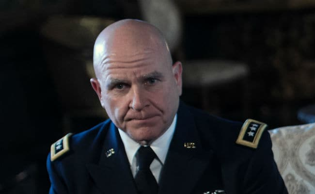 After Tough Talk On Terror, US Security Adviser HR McMaster Arrives In Islamabad