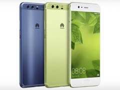 Huawei Introduces New P10 Smartphones With Dual Leica Rear Camera Lenses