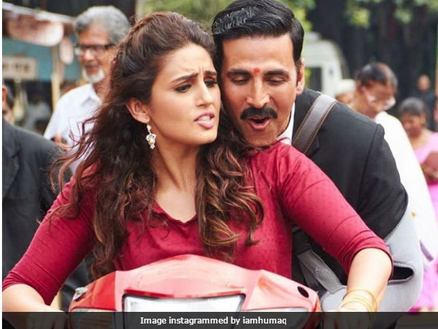 Huma Qureshi Says She Didn't Feel Ignored By Akshay Kumar
