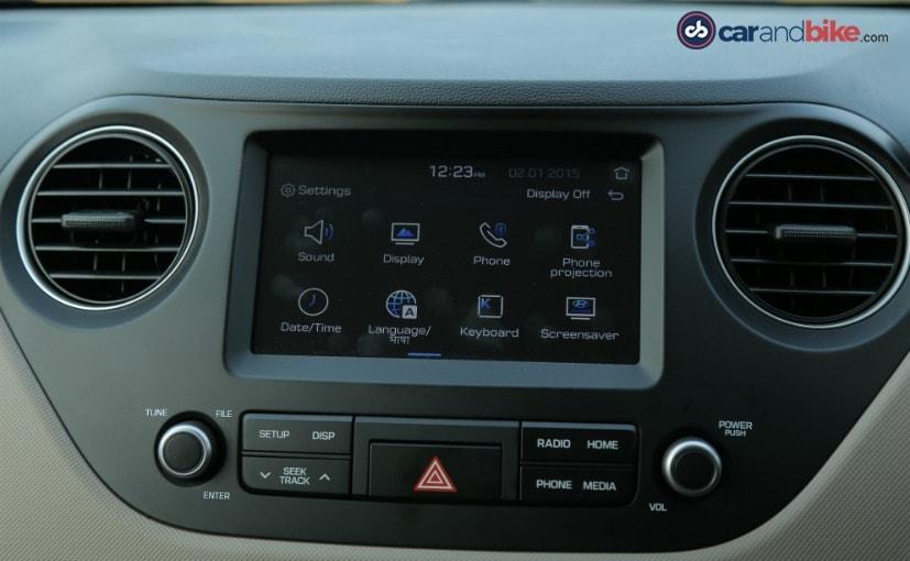 Exclusive Hyundai Grand I10 Facelift Review Ndtv Carandbike