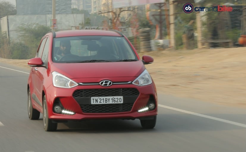 Exclusive: Hyundai Grand i10 Facelift Review - NDTV CarAndBike