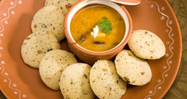 10 Best South India Snacks Recipes- idli