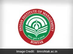 IIM Rohtak PGP Admission Registers 300% Increase In Female Students
