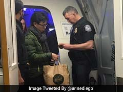 US Agents Searching Flight For Undocumented Immigrant Ask Passengers For IDs