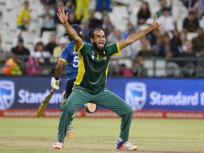 Imran Tahir Becomes Number-One Ranked ODI Bowler in ICC Rankings