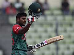 Bangladesh's Imrul Kayes Ruled Out of Test vs India