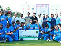 India to Take on Pakistan in Final of T20 World Cup For Blind