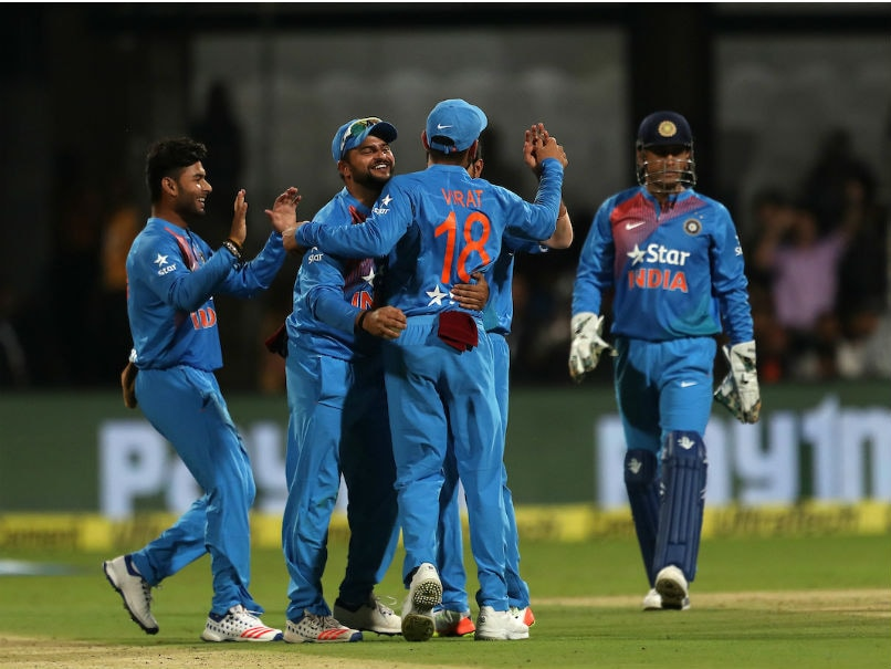 india celebrate wicket bcci