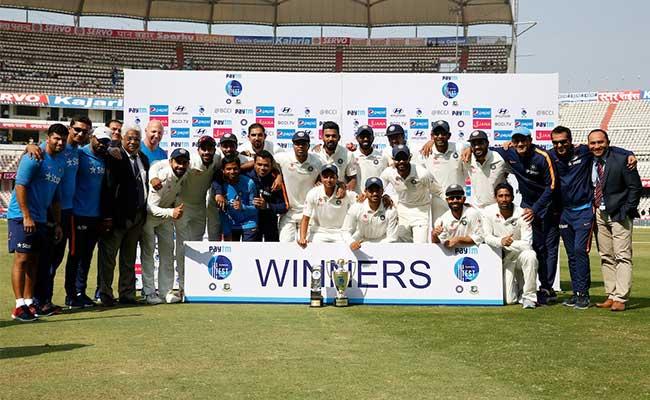 Hyderabad Test: India Beat Bangladesh By 208 Runs, Extend Unbeaten Run to 19