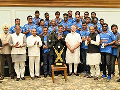 National Blind Cricket Team, Which Won T20 World Cup, Meets PM Modi