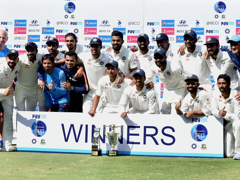 India vs Australia: Hosts To be Awarded $1 Million If They Win 1st Test