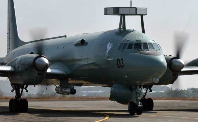 indian navy il 38 sd aircraft