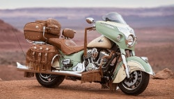 Indian Roadmaster Classic Listed On Company's Indian Website