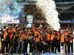 सनराइजर्स और आरसीबी के बीच होगा IPL 2017 का पहला मैच, फाइनल हैदराबाद में, जानिए पूरा शिड्यूल