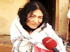 """Realised Politics Not My Cup Of Tea"": Manipur's Iron Lady Irom Sharmila"