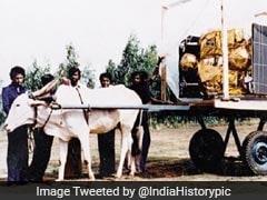 ISRO कभी रॉकेट ढोने के लिए करता था बैलगाड़ी का इस्तेमाल, अब बनाया इतिहास