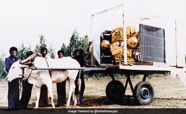 बैलगाड़ी-साइकिल से रॉकेट ढोने वाले इसरो से दुनिया दंग, ISRO के लिए उपग्रह छोड़ना पक्षी उड़ाने जैसा